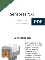 sensores para lego nxt