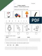 Evaluare CLR U 4.docx