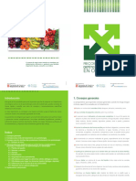 Recomendaciones Dietéticas y Nutricionales en Oncología