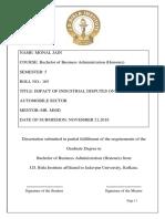 Final Industrial Dispute.docx