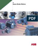 Motores trifásicos ABB