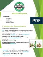 Análisis Heineken - Dirección Estratégica.pptx