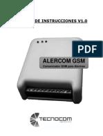 Comunicador GSM V1_0