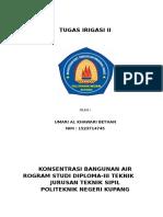 Tugas Perencanaan Jaringan Irigasi II Politeknik Negeri Kupang.xlsx