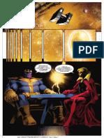 OGN. Thanos- El Conflicto Del Infinito