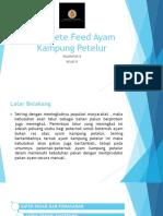 Complete Feed Ayam Kampung Petelur.pptx