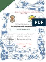 portada de Realida nacional discursos analisis.docx