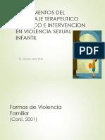 Abordaje de La Violencia Familiar Ppt