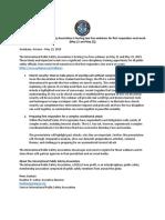 Press Release - IPSA Free Webinars - May 21 and May 22