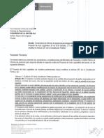 Carta Alejandro Chacon de Minhacienda