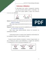 Cetonas e Aldeídos
