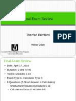 Final Exam Review (1)