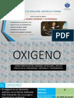 3.Exposición Gases Oxígeno y Nitrógeno