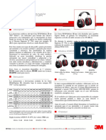 Protectores Auditivos Peltor Fono-h540-Optime-III