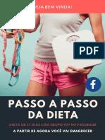 Dieta de 17 Dias - Oficial
