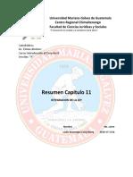 Resumen capìtulo 11 Intro al derecho II.docx