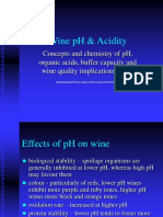2. Effects of PH on Wine