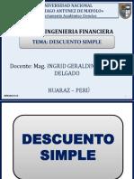 3. s3 Descuento Simple II