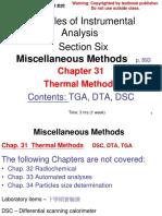 儀分 Ch31 Thermal