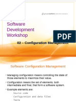 ASDW-02-ConfigurationManagement