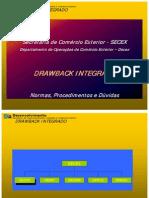 Workshop Drawback Integrado 11-06-2010