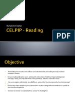 Celpip - Reading
