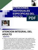 Atención Integral de Salud Del Adulto y Atención Integral de Salud Del Adulto Mayor. Lineamientos
