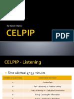 CELPIP Listening