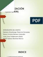 Organizacion Territorial (1)