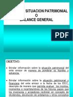 ESTADO DE  SITUACION  PATRIMONIAL.ppt