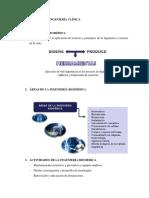 Fundamentos de Ingeniería Clínica