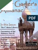 Poor Gamer's Almanac 02