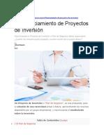 El Financiamiento de Proyectos de Inversión.docx