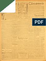 DM Do Suburbio; Progressos Liga 15-05-1942