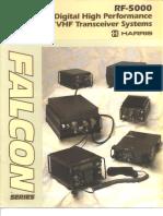 Harris RF5000 Falcon Radio System