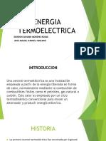 Energia Termoelectrica