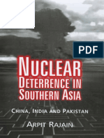 BOOK - NUCLEAR DETERRENCE IN SOUTHERN ASIA-Arpit Rajain.pdf