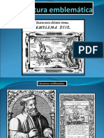 literatura emblemática