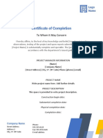 Certificate of Project Completion -1.docx