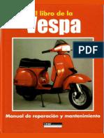 (Haynes) - El Libro de La Vespa _ Manual de Reparacion y Mantenimiento.