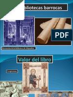 Las bibliotecas barrocas.ppt