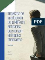 Ar Impactos de La Adopcion de La Niif9 en Entidades Que No Son Entidades Financieras 2016