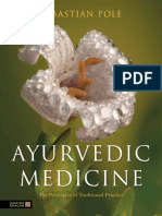 (ebook) Ayurvedic Medicine. The Principles of Traditional Practice by Vasant Lad, Sebastian Pole.pdf