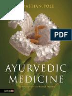 (ebook) Ayurvedic Medicine. The Principles of Traditional Practice by Vasant Lad, Sebastian Pole.pdf
