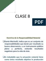 Clase 8 Notarial