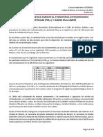 Comunicado Came 027 - Se Activa Contingencia Extraordinaria Pm2 5 y Ozono -14mayo2019 v1