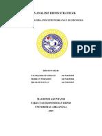 Analisis Dinamika Industri Perikanan