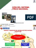 Requerimiento Energético en Venezuela