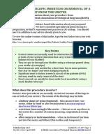 Ureteric stent insertion.pdf