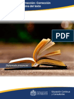 Correccion Literaria y Discursiva Del Texto
